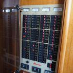 Broom 50 - Broom electric control panel