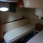 Broom 50 - Good sized twin berth cabin