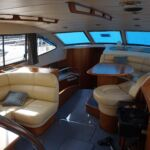 Broom 50 - View into the main cabin