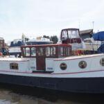 Replica Dutch  Barge - Moored at Newark Marina