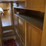 Wide Beam Barge - Integrated fridge, freezer and washing machine