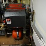 Wide Beam Barge - Kabola KB40 Boiler