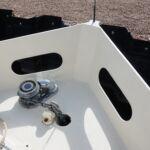 Wide Beam Barge - Maxwell electric windlass