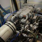 Wide Beam Barge - Single Deutz Diesel Engine