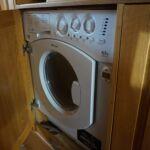 Wide Beam Barge - Washing machine