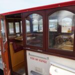 Wide Beam Barge - Wheelhouse