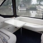 Sealine S28 - Aft cockpit table and seating