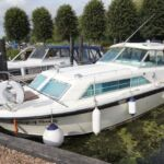 Fairline Mirage - Mirage of Reality at mooring